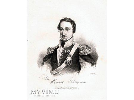 Duże zdjęcie Litografia - Karol Różycki.