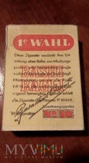 Papierosy BASHI BAGLI 10 szt. III Rzesza