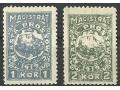 Magistrat miasta Proszowic.
