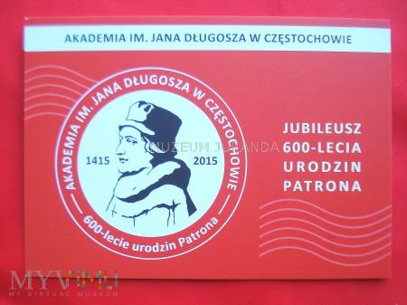 Jan Długosz - 600-lecie urodzin