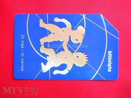 Karta magnetyczna 755