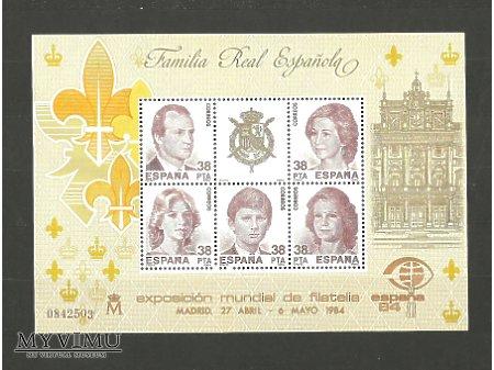 Familia Real Espanola.
