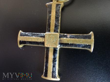 Krzyż Niepodległości - jeden walczył o przetrwanie