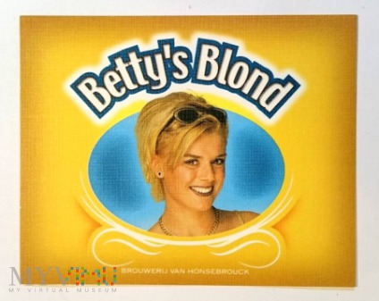 Betty's Blond