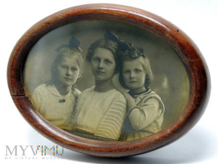 Zdjęcie w drewnianej ramce Guben