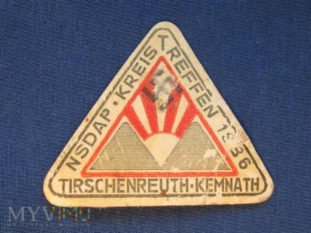 NSDAP-odznaka okolicznościowa