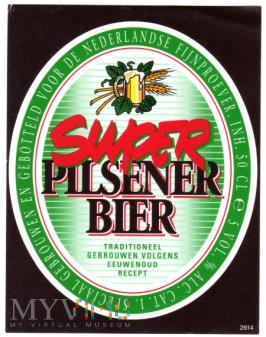 Super Pilsener Bier