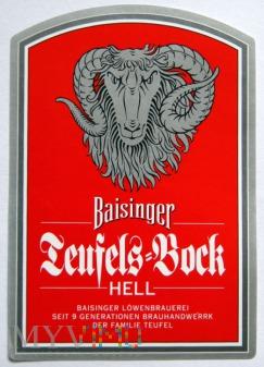 Duże zdjęcie Baisinger Teufels Bock