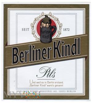 BERLINER KINDL PILS