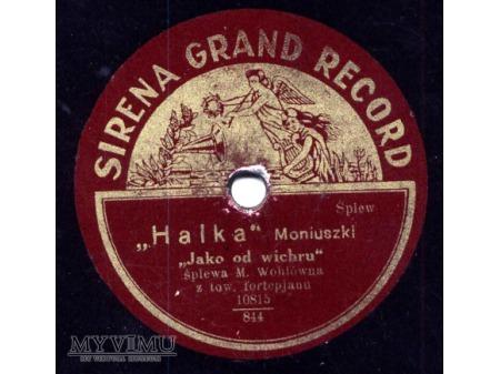 Halka - Moniuszki