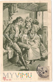 Podróż z amorkiem - 1902