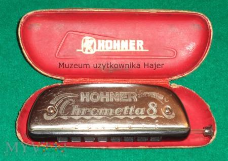 Hohner Chrometta 8 C Made in Germany