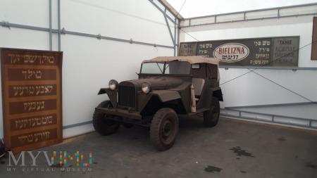 GAZ-67 Czapajew