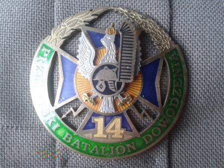 14 Batalion Dowodzenia. Przemyśl