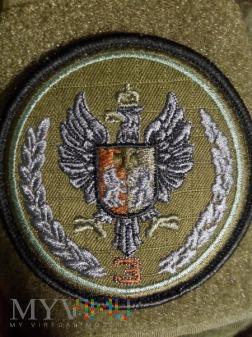 Duże zdjęcie Emblemat 3 Podkarpackiej Brygady OT