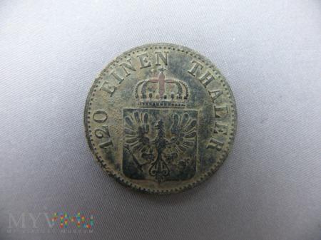 3 fenigi 1846