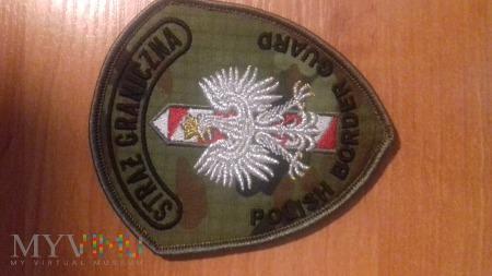 Naszyka Straż Graniczna SG 14