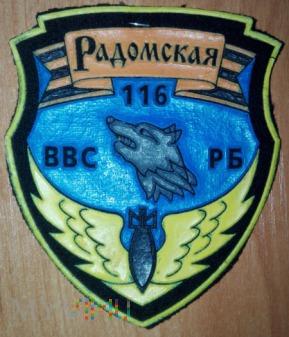 116 Baza Lotnictwa Szturmowego w Radomiu