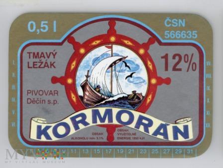 Děčín, Kormoran