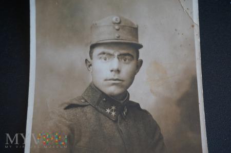 Na pamiątkę z wojska 1918 r.