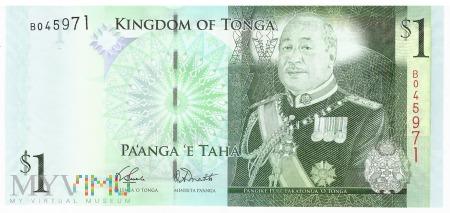 Tonga - 1 pa'anga (2009)