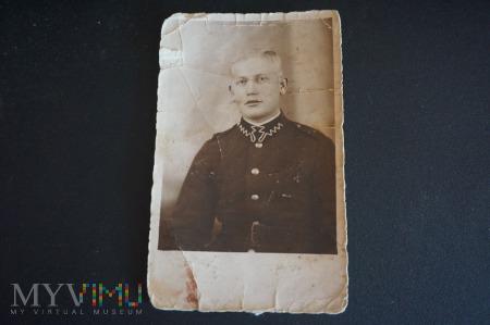 Pamiątka z pobytu w wojsku