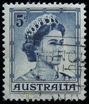 Australia 5d Elżbieta II