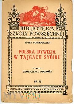 Polska Dywizja w Tajgach Sybiru, 1934
