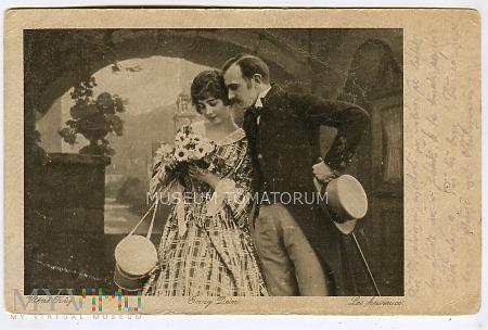 On i Ona - 1922