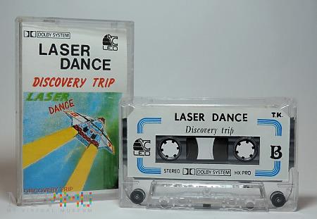 Duże zdjęcie Laser Dance - Discovery trip