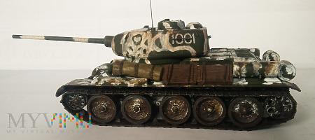 T-34-85 S-53 1944 fabr. 112 w Gorkim