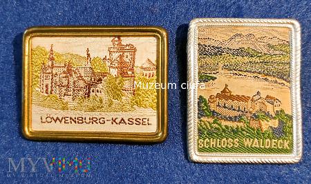 Burgen und Schlösser des Gaues Kurhessen - Whw