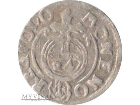 Półtorak 1623 rok