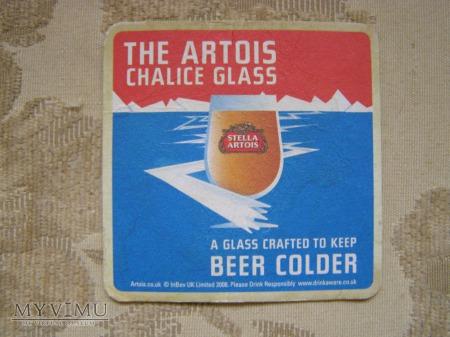 50. Stella Artois