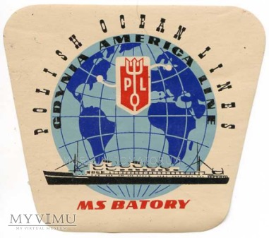 """Polska - PLO - """"Batory"""""""
