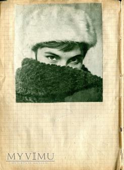 Marina Vlady + scrapbooking