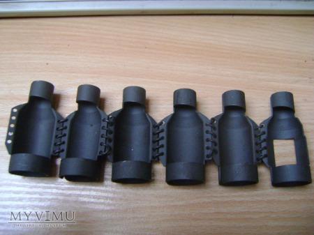 taśma amunicyjna-kawałek