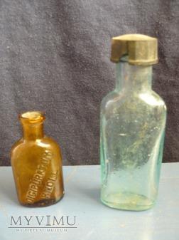 Buteleczki z apteczki