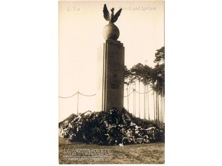 Duże zdjęcie Pomnik w Iganiach.