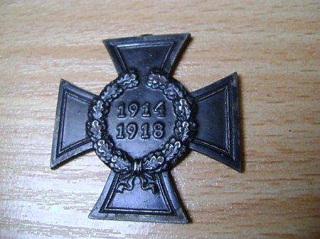 krzyż pruski
