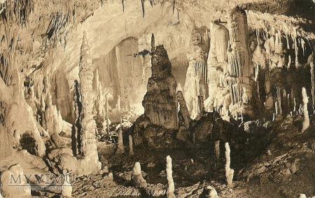 Postojnska jama - 1909 r.