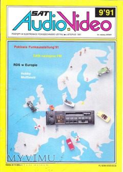 SAT AUDIO VIDEO 1991 rok, cz.III