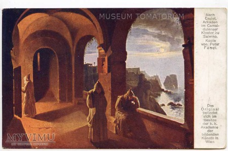 Gerstmayer - Monk zakonnik - Chwila zadumy 5