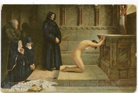 Hermogenes - Zakonnica - Błaganie o przebaczenie