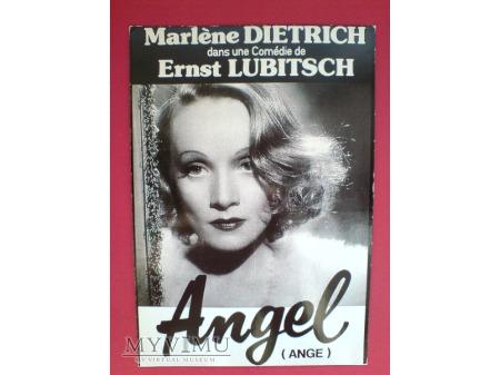 Marlene Dietrich Marlena Aktorka KINO FILM