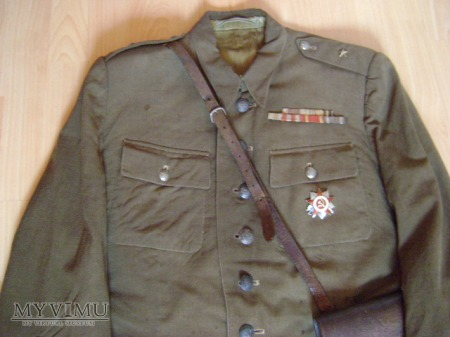 Kurtka mundurowa wz36