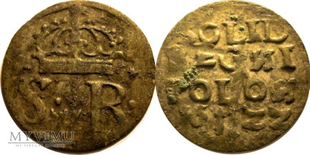 Szeląg Zygmunt III Waza 1622
