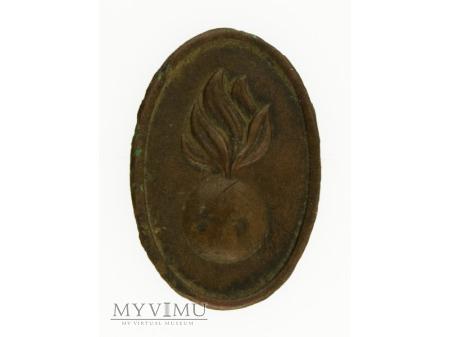 Duże zdjęcie Odznaka grenadierska