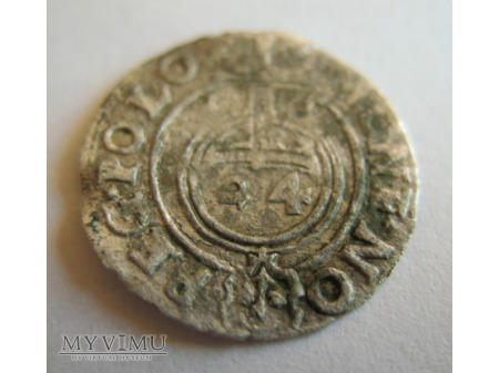 PÓŁTORAK KORONNY ZYGMUNT III WAZA (1625)