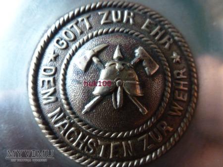Klamra Pruskiej Straży Pożarnej 1900-1920